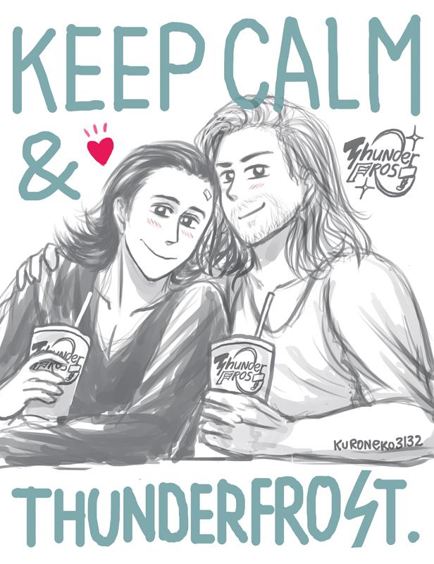 keep_calm_n_thunderfrost_by_kuroneko3132-d4zhv53